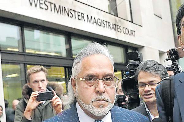 Vijay Mallya loses $1.55 billion assets case in UK court - Sakshi
