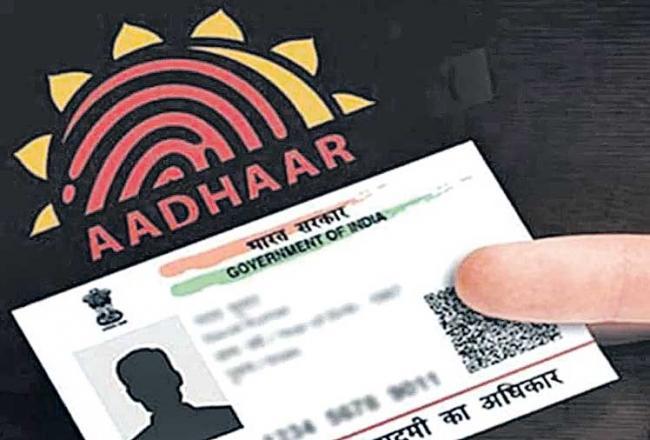 Aadhaar increases the Virtual ID - Sakshi