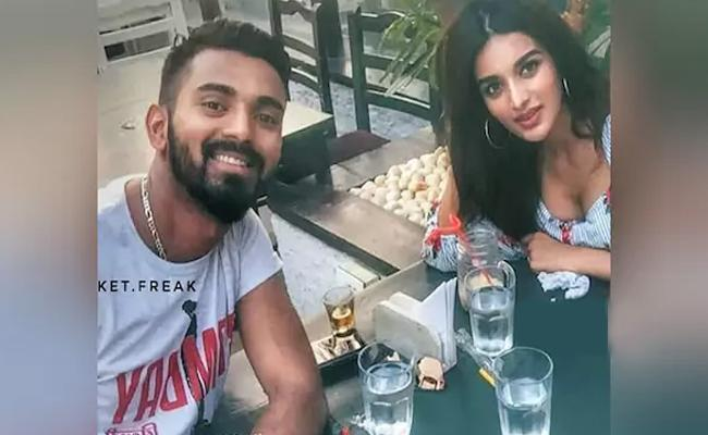 Cricketer KL Rahul Reacts Dating With Nidhi Agarwal - Sakshi