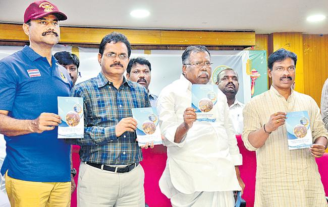 Tourism Dept Announces New Tour Package To Kaleshwaram Project - Sakshi