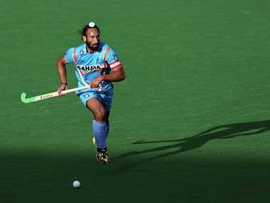Sardar Singh, Birendra Lakra return to Indian team for Champions - Sakshi