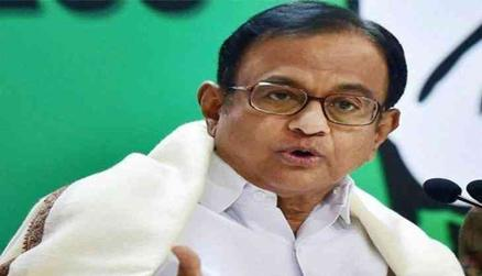 Chidambaram gets protection from CBI arrest - Sakshi
