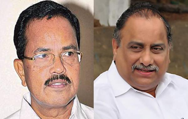 Mudragada Padmanabham Meet With Mothkupally - Sakshi