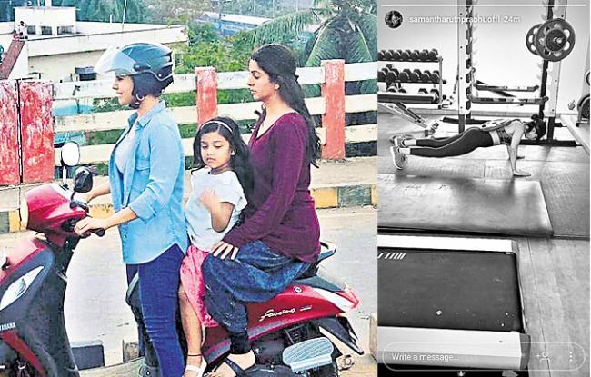 Bhumika Chawala in Samantha Akkineni U Turn remake - Sakshi