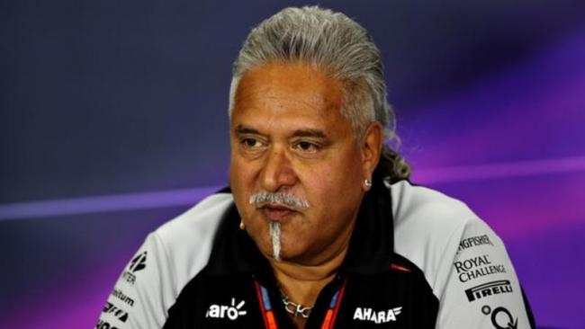 Vijay Mallya Resigns As Force India Director - Sakshi