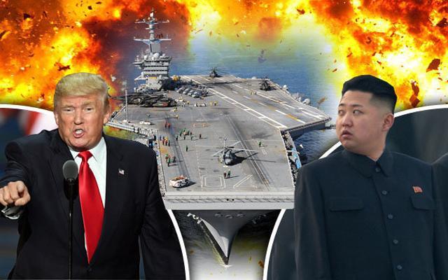 Donald trump Indirectly Warns Kim Jong Un About Meeting - Sakshi