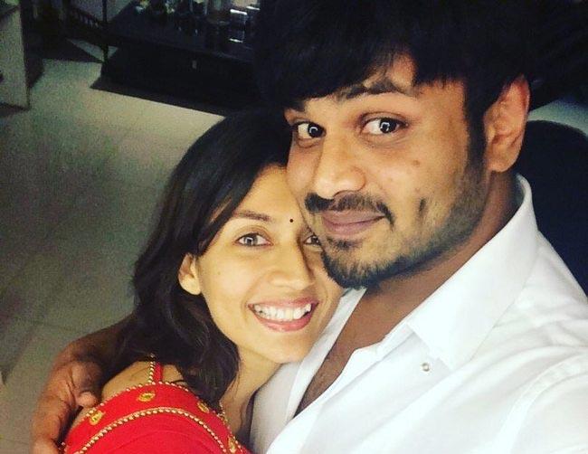 Manchu Manoj Responds on about Divorce Rumours - Sakshi