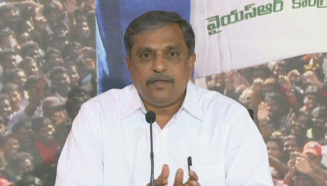 Sajjala Ramakrishna Reddy Slams Chandrababu On Polavaram Project - Sakshi
