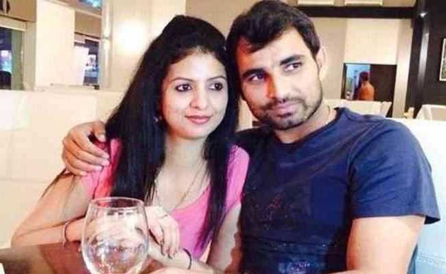 Mohammed Shami gives stinging reply to estranged wife Hasin Jahan after latest allegation - Sakshi