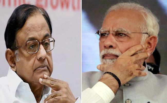widespread anger about artifically fixed prices of petrol, diesel, Says P Chidambaram - Sakshi
