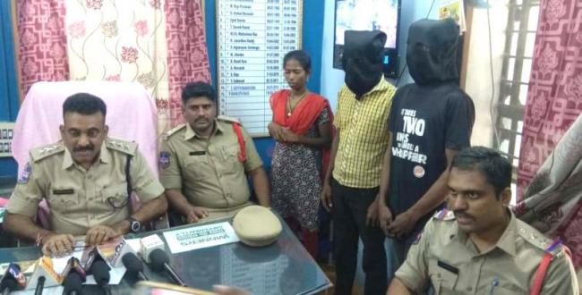 Murder Attempt Case Solved - Sakshi