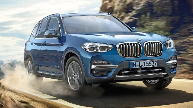 BMW X3 petrol variant launched in India for Rs 56.90 lakh - Sakshi