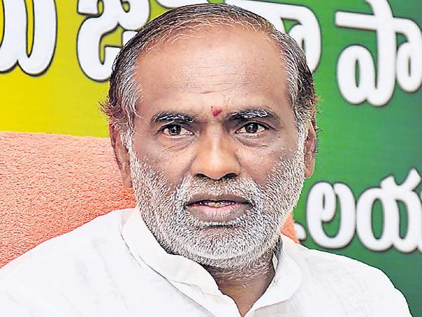 BJP leader Laxman comments on Congress - Sakshi