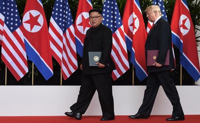 Hilarious Memes on Trump Kim Summit - Sakshi