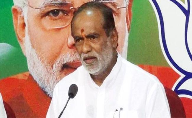 BJP Telangana President Laxman Slams On Opposition Parties In Hyderabad - Sakshi