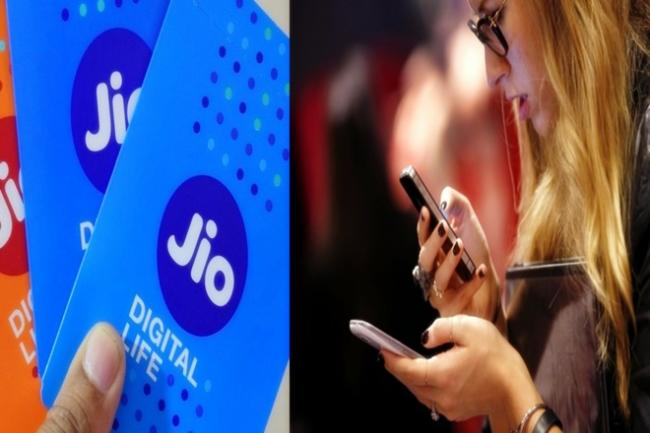 Jio Takes On Airtel With New Double Dhamaka Offer - Sakshi
