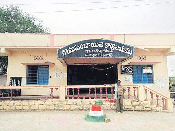 3,440 panchayats for BCs - Sakshi