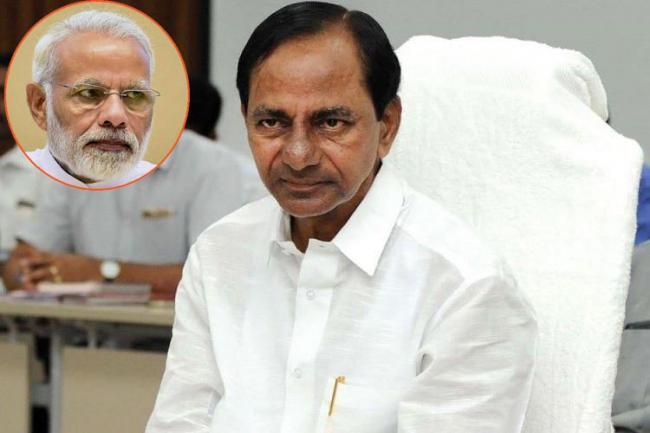 KCR To Leave For Delhi To Meet PM Modi On New Zones - Sakshi