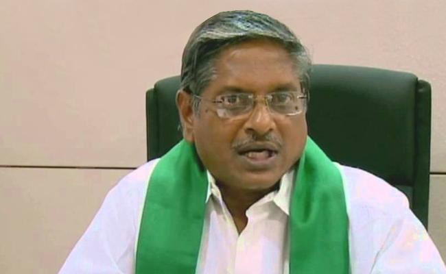 YSRCP Leader Nagi Reddy Fires On Cm Chandrababu Naidu - Sakshi