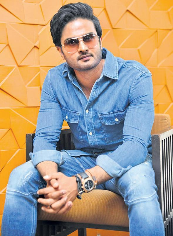 Special chit chat with hero sudheer babu - Sakshi