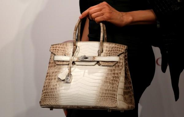 Hermes Birkin Handbag Sold For Record Amount In Hong Kong Auction - Sakshi