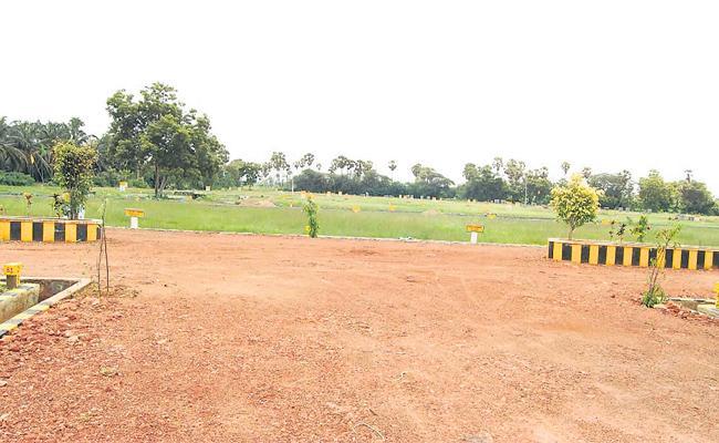 HMDA Land Auction Turns First - Sakshi