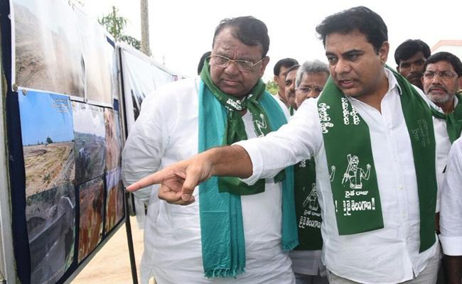 KCR Knows The Difficulties Of The Farmers, Says Pocharam Srinivas Reddy - Sakshi