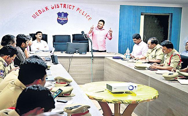 Awareness Of Stress Management For The Police - Sakshi