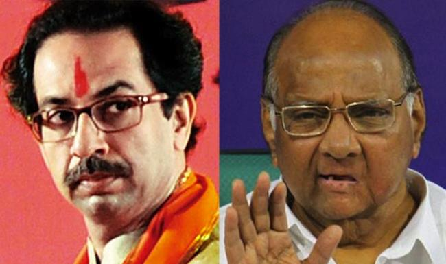 Shiv Sena Says Sharad Pawars Politics Dangerous Disrupting Society Harmony - Sakshi