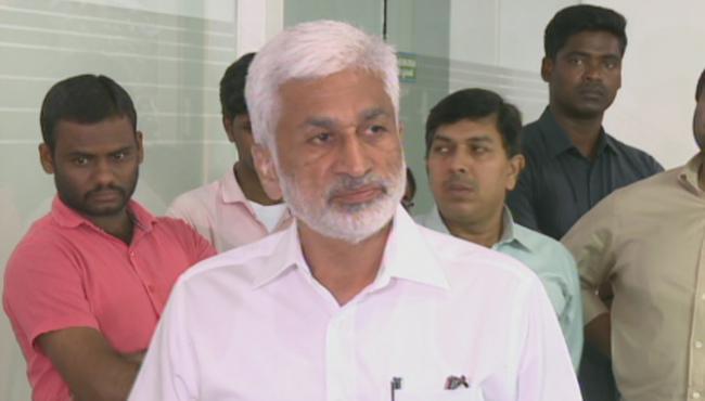 Vijayasai Reddy Challenged Chandrababu Naidu Again Asks To Probe On TTD Corruption - Sakshi
