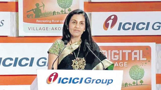 MCA inspecting NuPower Renewables, 5 other cos linked to ICICI - Sakshi