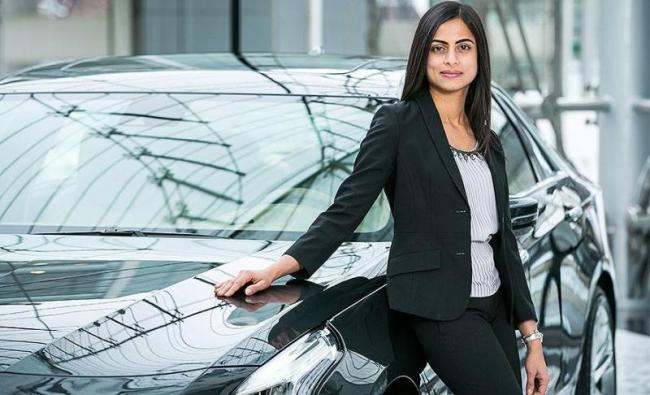 Indian-American woman to become CFO of General Motors - Sakshi