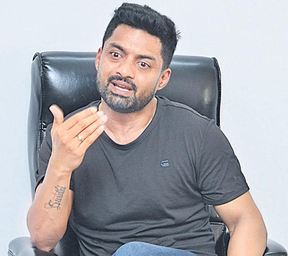 Kalyan Ram Na Nuvve Interview - Sakshi