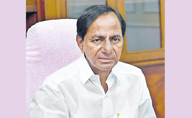 Today KCR Is Going To Delhi - Sakshi