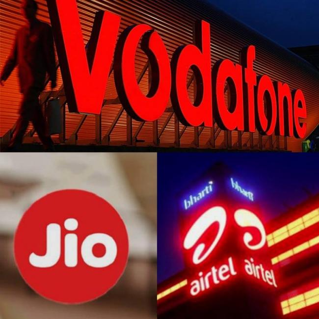 Jio, Airtel Are Offering Salary Of Over 1 Crore To Content Experts - Sakshi