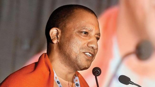 Yogi Adityanath Made Controversial Comments On Emperor Akbar - Sakshi