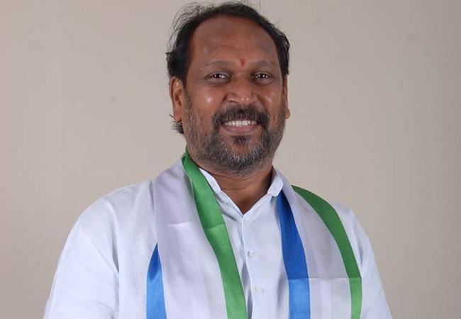 YSRCP Vizag Ramakrishna Comments On Ganta Srinivasa Rov - Sakshi