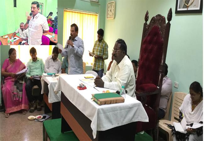 Vizianagaram Corruption In Municipality - Sakshi