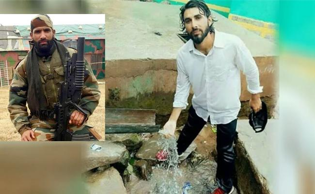 Abducted Jawan Aurangzeb Dead Body Found with Bullets - Sakshi