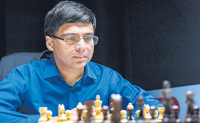 Viswanathan Anand play in Chess Olympiad after 12 years - Sakshi