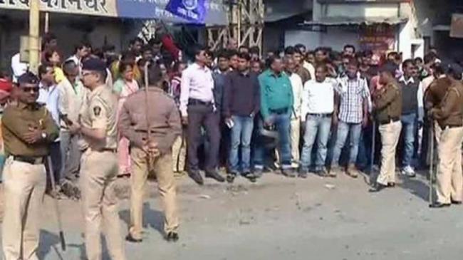 Bhima Koregaon Riots Accused Organised Lectures In JNU - Sakshi