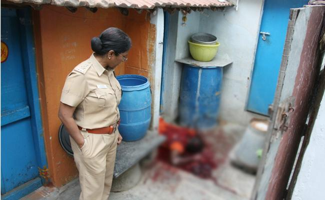 Murder In Tamil Nadu On Fornication Relation With Mother - Sakshi