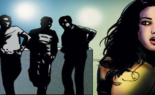 Gang Rape On Woman In Karnataka - Sakshi