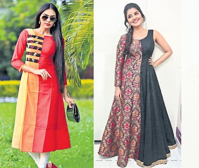Now trend is kurta  - Sakshi