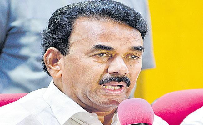 Jupally Krishna Rao Announced That Panchayat Election Will Be Conducted With In Time - Sakshi