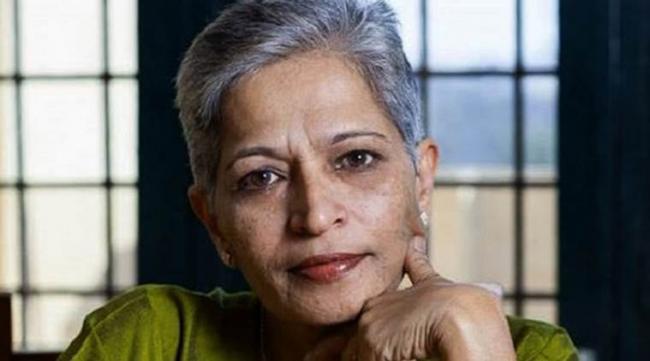 Shooter Given Pistol On Day Of Gauri Lankesh Murder - Sakshi