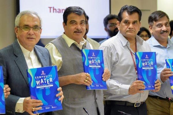 Niti Aayog to launch Composite Water Management Index - Sakshi