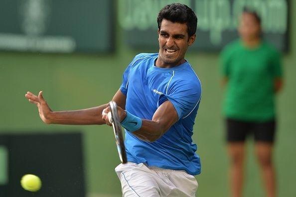 pragnesh defeat in pre quarters - Sakshi