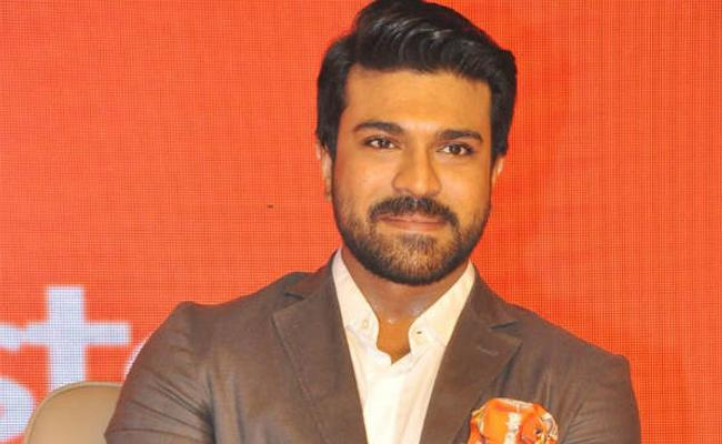 Ram Charan Boyapati Movie Release Date Announced - Sakshi