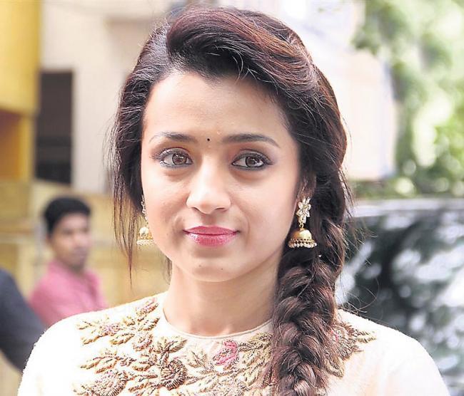 Tax case against actor Trisha Krishnan dismissed - Sakshi